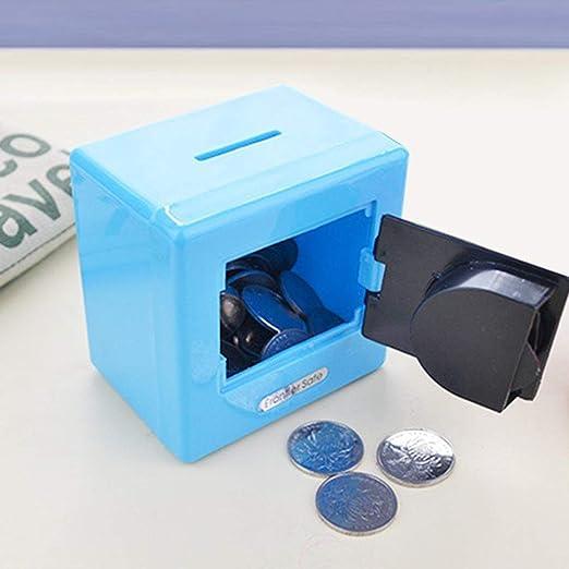 LANCOLD - Caja de Almacenamiento para Guardar Monedas, Caja de ...