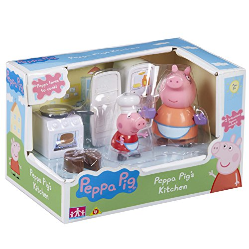 (Peppa Pig 5 Piece Kitchen)