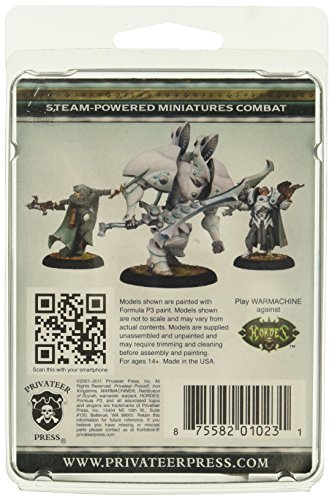 Privateer Press - Warmachine - Retribution: Discordia Warjack Upgrade Kit Model Kit 4