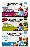 Cheap Celestial Seasonings Sleepytime Tea 3 Flavor Variety Bundle, 1 Each: Sleepytime Extra, Sleepytime Echinacea Complete Care, Sleepytime Green Lemon Jasmine (20 Count Ea.)