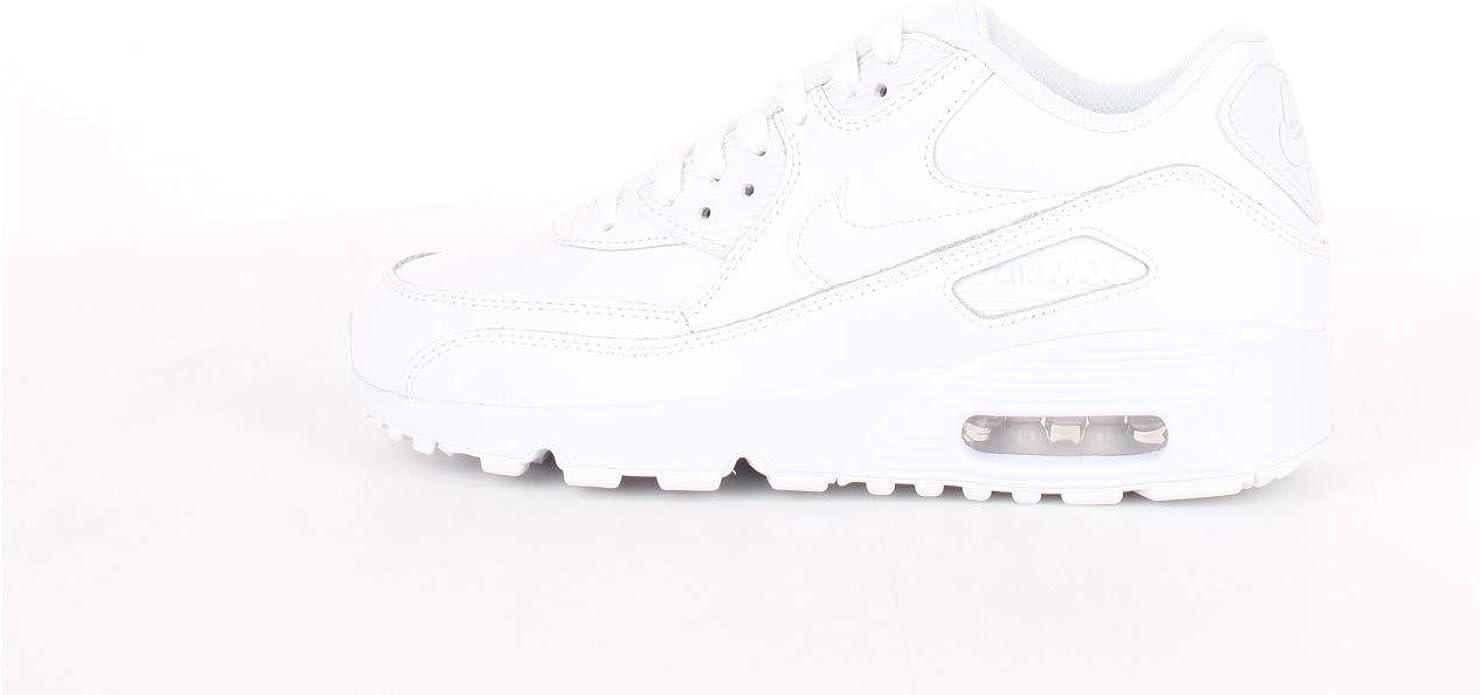 NIKE Air MAX 90 LTR (GS), Zapatillas de Running Unisex niños: Amazon.es: Zapatos y complementos