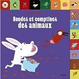 Rondes et comptines des animaux + CD