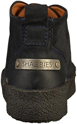 Shabbies Amsterdam 184020012 Femmes Bottine Bleu 0IZNtTF
