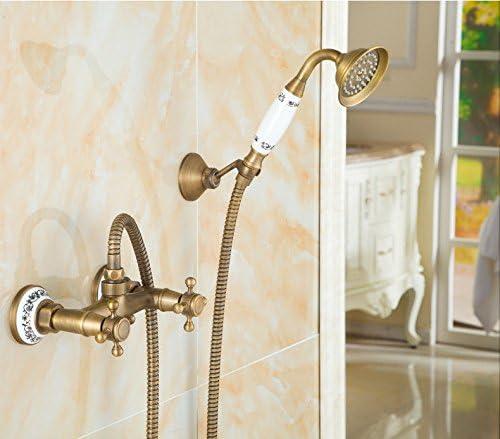 QIMEIM Grifo de lavabo Grifos de baño Grifería para lavabo Latón ...