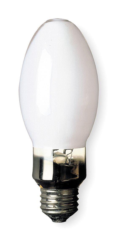 GE (General Electric) - LU150/D/MED - 150 Watts High Pressure Sodium HID Lamp, B17, Medium Screw (E26), 15, 000 Lumens, 2000K Bulb Color Te