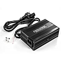 Lithium 24V 5AH Li-Ion Battery Charger for Luggie, Mobie, Transformer, Genie Travel Electric Mobility Scooter 5 AMP