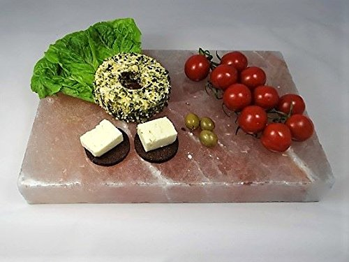 Sal Barbacoa piedras 20/x 20/x 4/cm Gourmet Sal Barbacoa piedras.Original Sal del Himalaya S/üd Punjab de Pakist/án directamente Proveedor