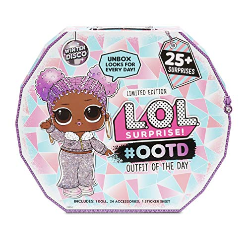 L.O.L. Surprise Advent Calendar w/ 25 Disco Surprises $24.49