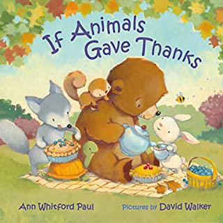 Book Cover: If Animals Gave Thanks
