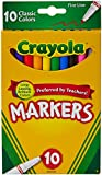 : Crayola 10 Ct Fine Line Markers