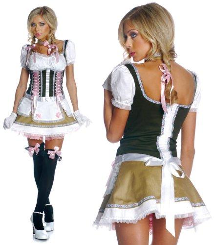 Heidi's Halloween Party (Heidi Ho Costume - Medium/Large - Dress Size)