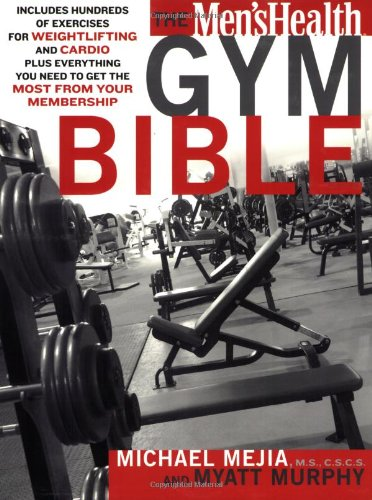 Book The Mens Health Gym Bible Download Pdf Audio Id Fh235yv
