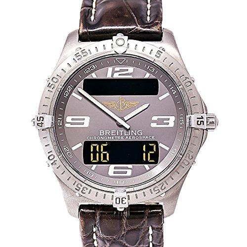 Breitling Aerospace quartz mens Watch E75362 (Certified Pre-owned) by Breitling (Image #3)