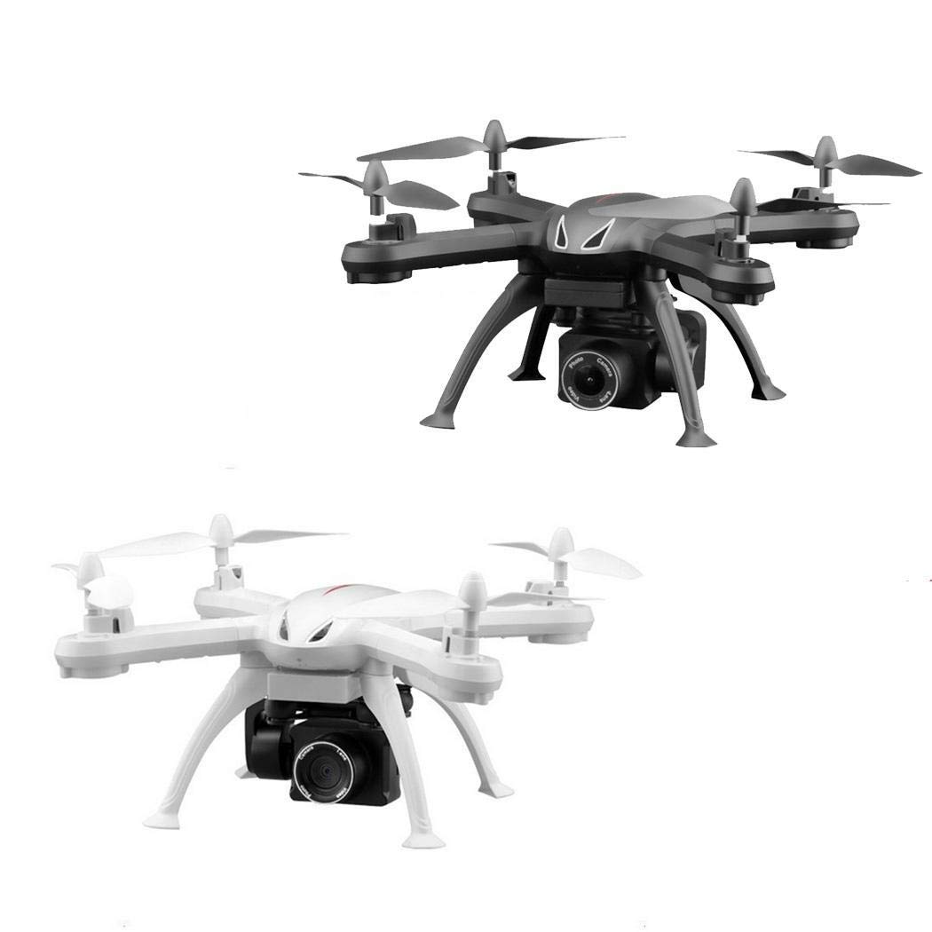 Buttoncotton RC Drone One Key Return Headless Mode Adjustable Speed 2.4GHz Mini Quadcopter