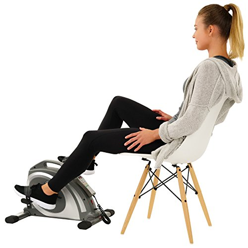 Sunny Health & Fitness Mini Cycle with 90 RPMs for Leg and arm Exercises with Motorized and Manual Option - SF-B0717 by Sunny Health & Fitness (Image #7)