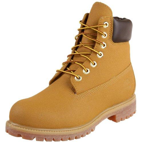 Timberland 6in Premium Boot Bj9, Stivali Classici Donna Blé