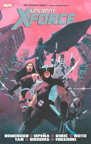 Uncanny X-Force by Rick Remender Omnibus