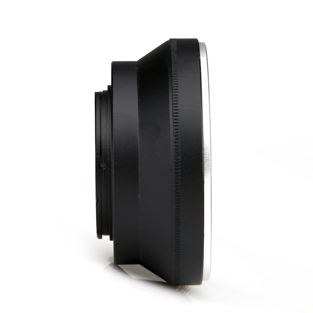 Vanpower EOS-M4//3 Adapter Ring for Canon EOS EF Mount Lens To Olympus Micro 4//3 Camera