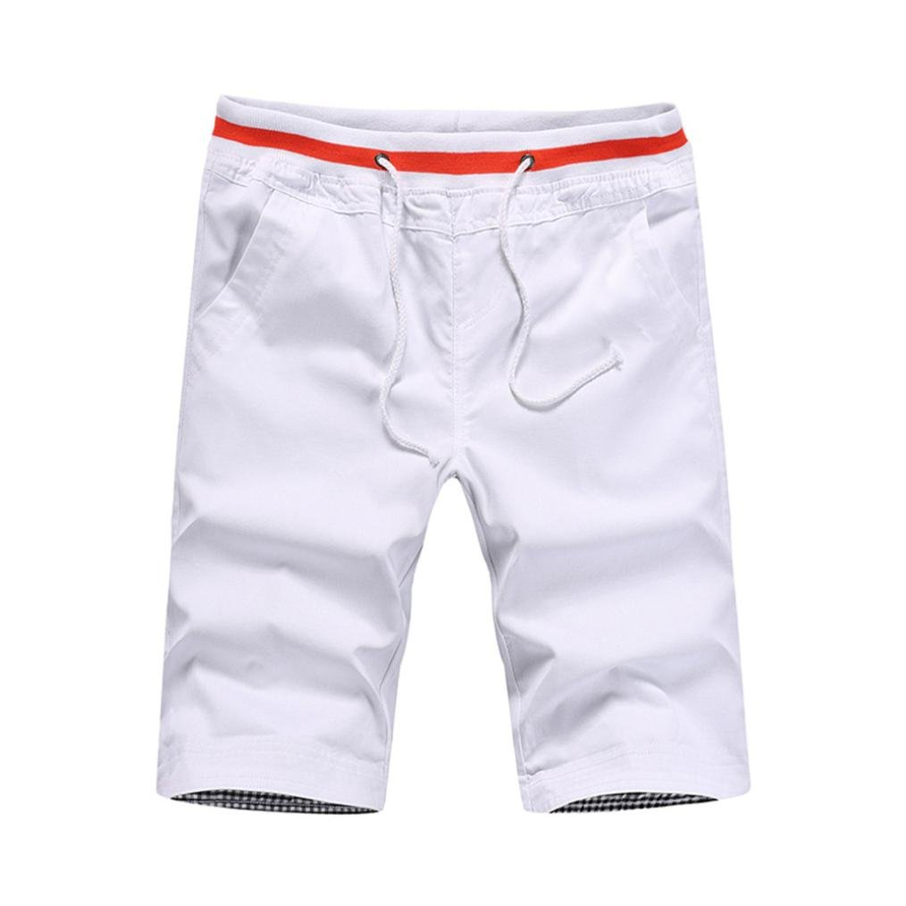 Amazon.com: sunfei pantalones cortos para hombre Swim Trunks ...