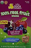 Little Duck Organics Gummies Pomp Blueberry Acai, 2.5 oz