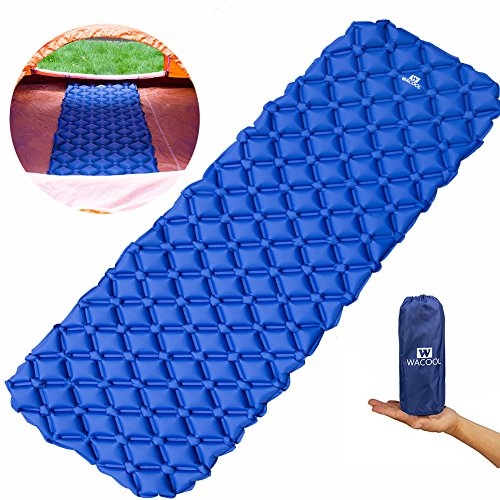 WACOOL Ultralight Inflatable Sleeping Mattress product image
