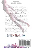 ESSENTIALISM: Free Yourself From
