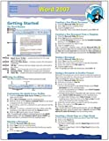 Microsoft Word 2007 Quick Source Guide, Quick Source, 1932104550