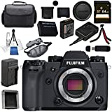 Fujifilm X-H1 Mirrorless Digital Camera (Body Only) 16568731 Bundle