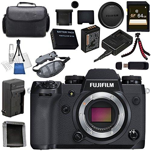 Fujifilm X-H1 Mirrorless Digital Camera  16568731 Bundle
