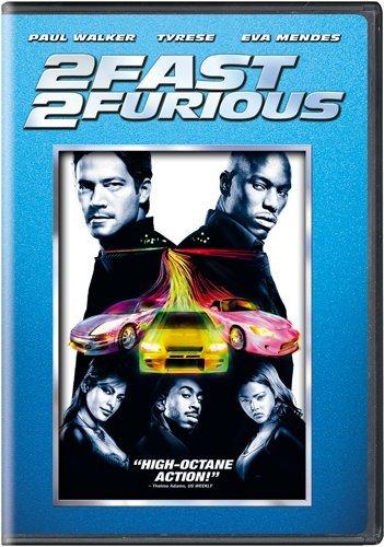 Amazon 2 Fast Furious Two Disc Limited Edition Paul Walker Tyrese Gibson Eva Mendes Chris Ludacris Bridges Cole Hauser James Remar