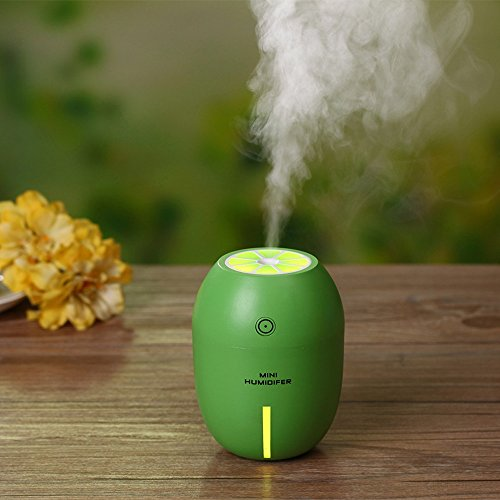 Efanhouy Aroma Diffuser Humidifier Air Aroma Essential Oil Diffuser LED Ultrasonic Aroma Aromatherapy Humidifier Air Cooler Purifier