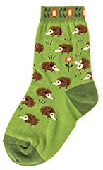 The Hedgehog Socks for Youth from Foot Traffic make the perfect gift for the little ones in your life! Whether they're looking for some stylish footwear to show off to their friends or they want something a little more colorful, Foot Traffic is here ...