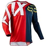 Fox Racing 2018 360 Preme Jersey-Navy/Red-L