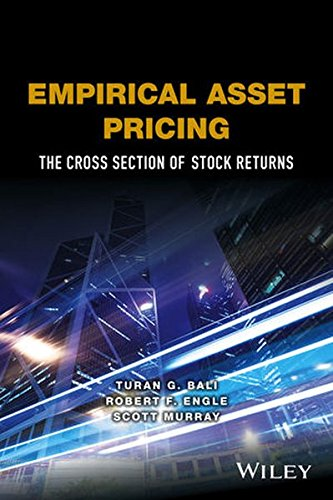 Empirical Asset Pricing: The Cross Section of Stock Returns (Wiley Series in Probability and Statistics)