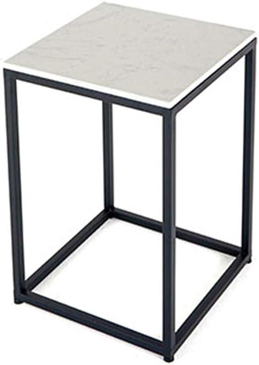 CSQ Mesa for sofá, mármol Blanco Textura de recepción de ...