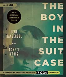 By Lene Kaaberbol The Boy in the Suitcase (Nina Borg Series) (A Nina Borg Mystery) (Unabridged) [Audio CD]