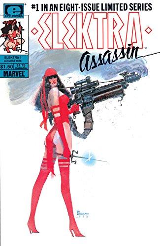 Elektra: Assassin (1986-1987) #1 (of 8) - Elektra Superhero