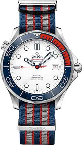 Omega Seamaster Commander's Watch, Limited Edition 212.32.41.20.04.001