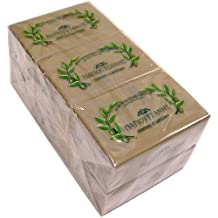 Papoutsanis Pure Greek Olive Oil Soap 8.8 Oz (250g) Bars by Papoutsanis