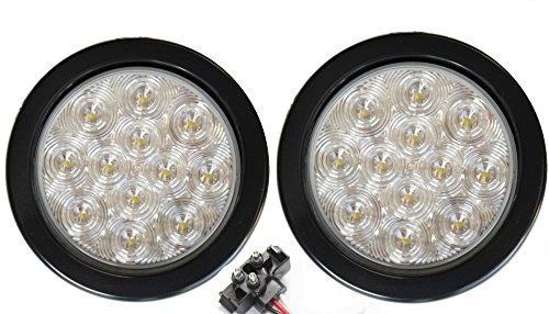 Clear Led Backup Lights