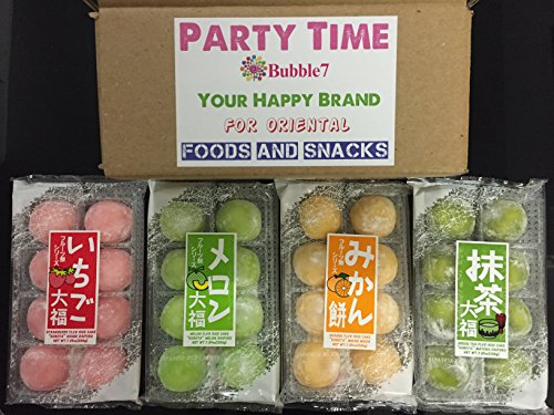 Japanese Daifuku Strawberry Flavors Flavors product image
