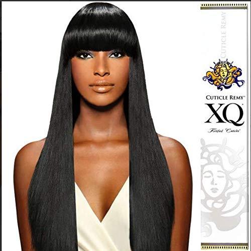 - SHAKE-N-GO XQ CUTICLE REMY YAKY HUMAN HAIR WEAVE 14
