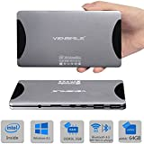 VenSun® Intel Mini Computer Windows 8.1 Mini Pc All in One Pc Powered By Atom Quad Core Bay Trail Cr Z3735f Soc CPU with 2gb RAM 64G EMMC Storage Built in Battery and Bluetooth 4.0 Dual Band Wifi 2.4ghz/5ghz,2nd Expanded Edition