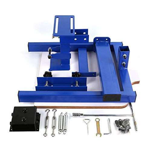 VEVOR Silk Screen Printing Machine 1 Station 1 Color T-shirt DIY Screen Printing Press