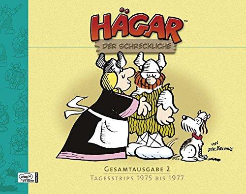 Hägar der Schreckliche Gesamtausgabe 02: 1975 bis 1977 (Hägar der Schreckliche, Band 2)
