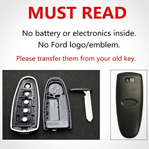 fusion key battery replacement