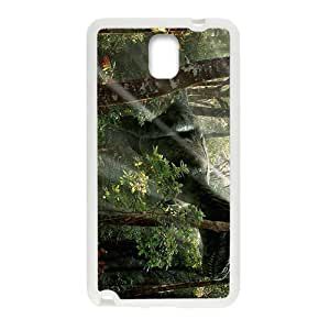Forest Creative Dinosaur Custom Protective Hard Phone Cae For Samsung Galaxy Note3