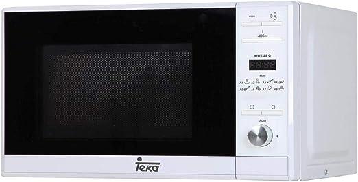 Teka MWE 225 G Microondas de libre instalación con grill y 8 menús ...