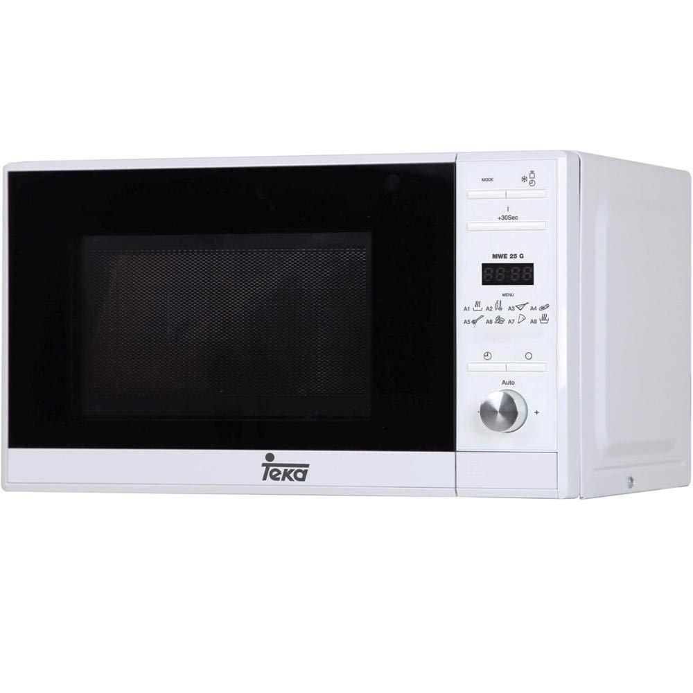 Teka MWE 230 G Microondas con grill, 1250 W, 23 litros, Otro ...