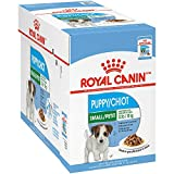 Royal Canin Small Breed Puppy Wet Dog Food, 3 ounce